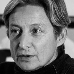 Judith_Butler by Andrew Rusk from Toronto, Canada
